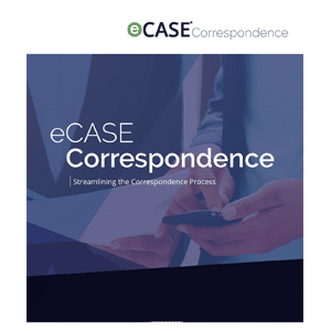 White Paper: Streamlining the Correspondence Process