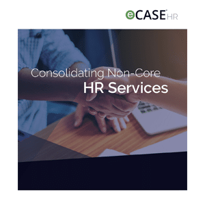 White Paper: Consolidating Non-Core HR Services